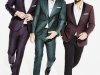 Canadian vocal group The Tenors is comprised of Victor Micallef, Fraser Walters and Clifton Murray