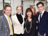 Fred Mannella, co-founder and Chief Development Officer, LXRandCo., Melanie Roy, Jeanne Beker, and Damien Verhagen
