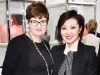 Laurie Belzak, City of Toronto and Susan Langdon, Toronto Fashion Incubator