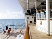 The World is more than a yacht or a cruise — with brilliant amenities, it's a true living space