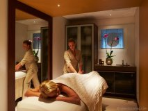 The World Spa is a whimsical realm where residents go to nourish their mind, body and soul