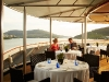 The World boasts six restaurants, multiple bars, a tearoom and other brilliant amenities to keep passengers entertained