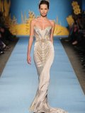mireille dagher embellished gown