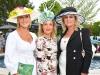1. Debbie Penzo, Vonna Bitove and Susan Niczowski | Photos by George Pimentel