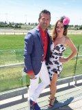 Fernando Zerillo and Angela Palmieri-Zerillo
