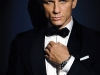 Daniel Craig as James Bond, wearing an Omega 2201.50 Planet Ocean watch