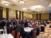 Attendees and Canadian Club of Toronto members fill the seats at the Fairmont Royal York Hotel