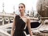 Dress & jewellery: CÉLINE