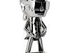 11. Simone Legro's tokidoki creation: Mr. Chrome — Karl Lagerfeld | Photos courtesy of IED - Istituto Europeo di Design