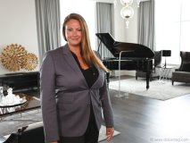 Kim Kopyl, director of sales, Trump Residences Toronto