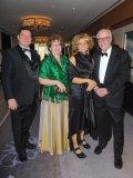 Ed Sado, Anne Sado, Tracy Vogrin and Sheldon Levy