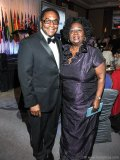 Michael Thompson and Jean Augustine