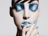 veronica chu metallic makeup