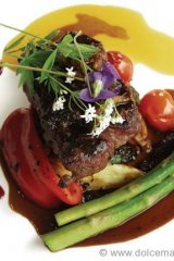 A celebration of Niagara's bounty, The Restaurant @ Vineland Estates Winery uses the freshest ingredients, locally sourced.