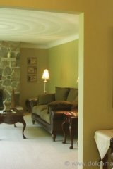 The cosy 3 bedroom Guest House @ Vineland Estates Winery.