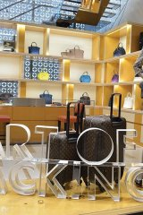 Louis Vuitton hosts a fitting presentation on the Art of Packing