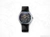 2. The Métiers D'Art Villes Lumières 18K white gold watch with alligator strap is a must-have | www.vacheron-constantin.com
