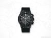 3. The 45mm Aerofusion Black Magic by Hublot, with sapphire crystal and polished rhodium plated dial | www.hublot.com