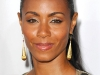 Jada Pinkett-Smith wearing Amrapali gold earrings