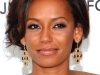 Singer/TV personality Melanie Brown wearing Sutra earrings