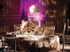 Soft roses take centre stage at this reception.