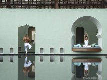 Four Seasons Langkawi: Immerse yourself in a variety of yoga forms, including Sunrise, Ketenangan, and Aqua.