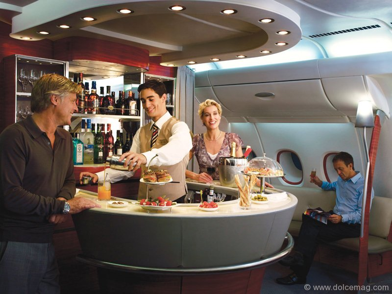 Emirates airbus a380 fly in style dolce luxury magazine - British interior design style pragmatism comes first ...