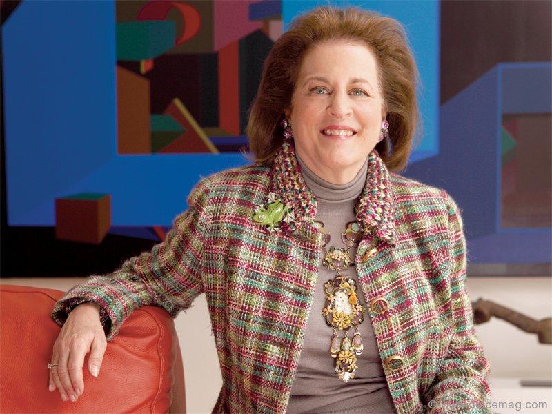 Timeless Treasures: Jewelry collector, Carole Tanenbaum ...