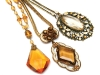 """""""I've always liked to think of vintage jewelry as wearable art."""" — Carole Tanenbaum"""