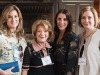 Alison Jarvis, Sharon Zuckerman, Megan Rudson and Donna Gordon Zuckerman   Photos by Gil Tamin Photography