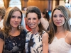 Angela Palmieri, Michelle Levy and Dr. Claudia Machiella | Photos by Gil Tamin Photography