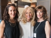 Dr. Ruth Scherz-Shouval, Francie Klein and Michelle Atlin | Photos by Gil Tamin Photography