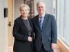 Dr. Roberta Bondar and Dr. Dan Andreae