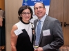 Laurie Cohen and Jeffrey Cohen, chair, National Board of Directors, Weizmann Canada