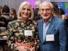 Patricia Rubin and Dr. Bernard Zucke
