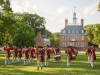 Colonial Williamsburg's historical area explores dozens of original buildings, homes and shops reconstructed on 122 hectares — most on their original foundations. Rare animal breeds, historic trades, re-enactments and lovingly restored gardens add layers of authenticity to the Colonial Williamsburg experience | Photo Courtesy Of Virginia Tourism Corporation