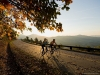 Starting in northern Virginia and following the Appalachian Mountains along the western part of Virginia, the Blue Ridge Parkway boasts some of the world's most spectacular scenery, making it a great road for cycling enthusiasts | Photo By Scott K. Brown