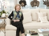 Pearl Litwin welcomed the Dolce team to her lovely home for a relaxed visit – and personal viewing of her art collection | Photo by Carlos A. Pinto