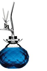 VAN CLEEF & ARPELS: FÉERIE Bringing together sophisticated jewelry and luxurious scents, this fragrance is truly a treasure to keep forever with its mythical fairy accent and precious astral blue stone encasement. www.vancleef-arpels.com $195