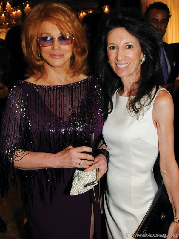Legendary Hollywood icon Ann-Margret and Michelle Levy
