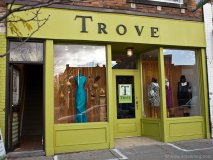 Trove Strike a fabulous fashion find, whether you're looking for clothing or footwear designed by exclusive local and international designers, at Trove Boutique. www.trove.ca