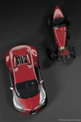 Bugatti Automobiles pay homage with four special Veyron models to Ettore Bugatti's Masterpiece, the Type 35 Grand Prix.