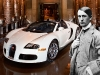 Ettore Bugatti, founder of Bugatti Automobiles.