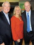 Dr. Steven Small (CEO Capital Partners), Sharon Hudson and Brent Belzberg (managing partner Torquest)