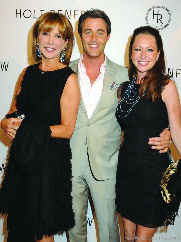 Holt Renfrew S Fall Celebration Party Dolce Luxury Magazine