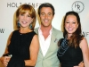 TORONTO, ON - SEPTEMBER 12:  Mila Mulroney, Ben Mulroney and Jessica Mulroney pose at the Holt Renfrew Launch of Vignettes With Alexa Chung, Coco Rocha And The Stills held at the Burroughes Building during the 2009 Toronto International Film Festival on September 12, 2009 in Toronto, Canada.September 12, 2009 in Toronto, Canada.