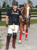 From the first time he saddled up, Fogarty knew he was meant to play polo.