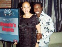"Rhonda Lipson & Michael ""Pinball"" Clemons"