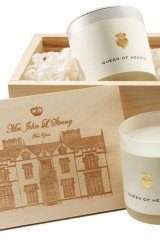 Queen of Hearts Candle Duo kit.