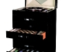 Agresti Shiny Ebony Casino Royale game chest.